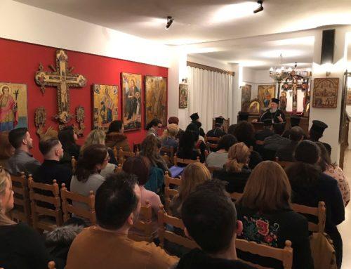 Έναρξη σχολής υποψήφιων κατηχητών της Ιεράς Μητρόπολης Χαλκίδας