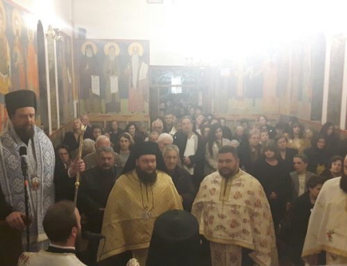 Με λαμπρότητα πραγματοποιήθηκε η πανήγυρις της Αγίας Βαρβάρας στη Χαλκίδα