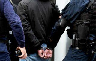 Αστυνομία - Σύλληψη