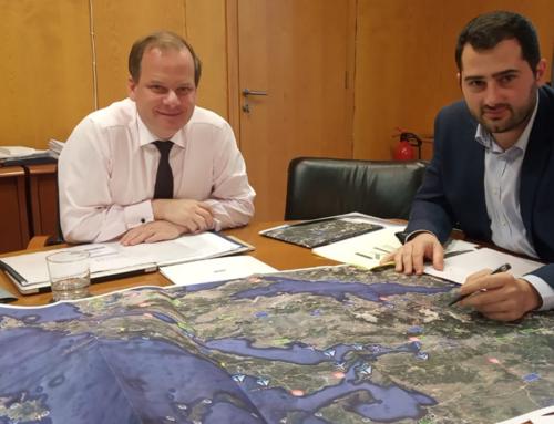 Οριστικοποίηση χρηματοδότησης από την Ευρωπαϊκή Τράπεζα Επενδύσεων για την «Παράκαμψη Χαλκίδας – Νέας Αρτάκης»