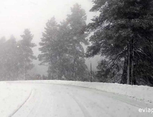 Σε ετοιμότητα ο μηχανισμός της Περιφέρειας Στ. Ελλάδας, για αντιμετώπιση τυχόν ισχυρών χιονοπτώσεων
