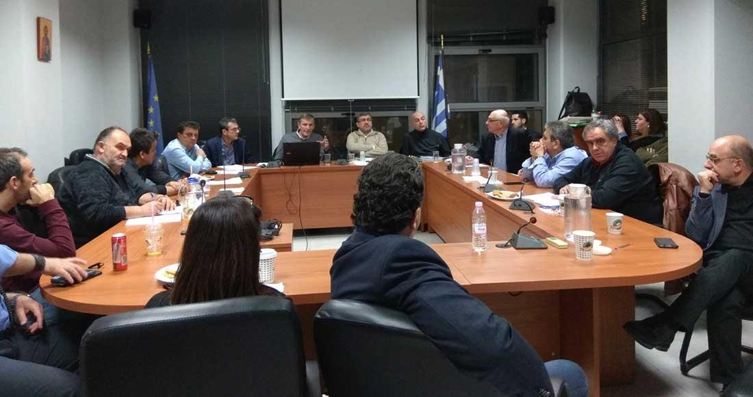 Αποτέλεσμα εικόνας για Συνάντηση στην Θήβα για την ολοκληρωμένης διαχείρισης των αστικών στερεών αποβλήτων στην Περιφέρεια Στερεάς
