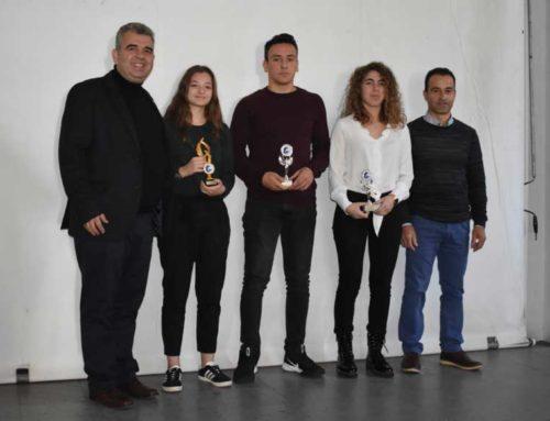 Βραβεύτηκαν οι αθλητές και αθλήτριες του Αθλητικού Ναυτικού Ομίλου Καρύστου