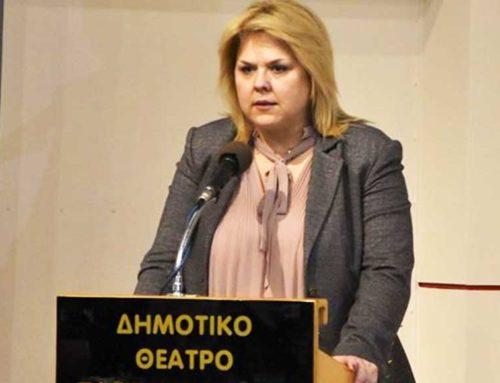 Συγχαρητήρια Έλενας Βάκα στον Κωνσταντίνο Φλώρο