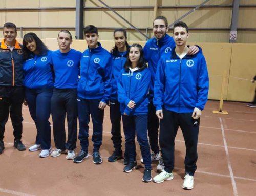 Με καλές επιδόσεις επέστρεψαν οι αθλητές/αθλήτριες του Γ.Σ. Νεάπολης από την ημερίδα κλειστού στίβου στον Άγιο Κοσμά