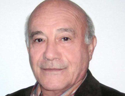 Ο Μιλτιάδης Χατζηγιαννάκης άμισθος συνεργάτης στο Ινστιτούτο Γεώργιος Παπανικολάου