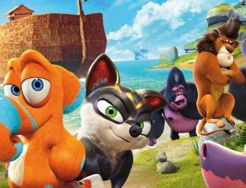 Η παιδική ταινία Ουπς! Ο Νώε Έφυγε… στον Κινηματογράφο ΜΑΓΙΑ movietone