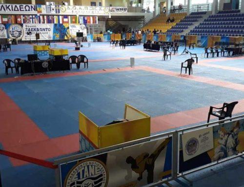 Το τριήμερο 7-9 Φεβρουαρίου, το Ανοιχτό Διασυλλογικό πρωτάθλημα Ταεκβοντό στην Χαλκίδα