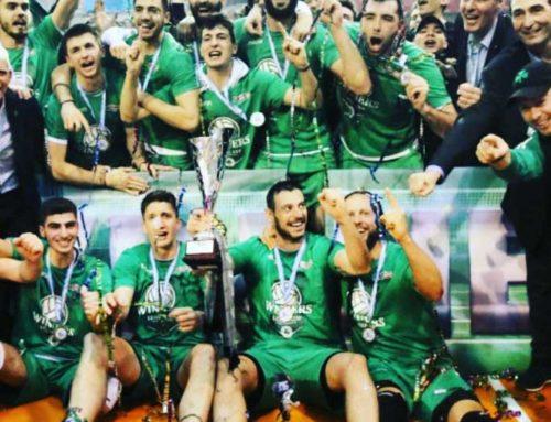 Με συμμετοχή και του Χαλκιδέου Φάνη Ρουσόπουλου ο Παναθηναϊκός κατέκτησε το League Cup