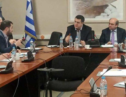 Σοβαρά έργα για το περιβάλλον στην Στερεά Ελλάδα, συζητήθηκαν παρουσία Υπουργού Κωστή Χατζηδάκη