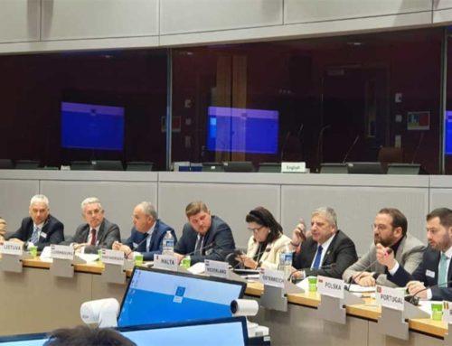 Στην Ευρωπαϊκή Επιτροπή ο Περιφερειάρχης κ. Φάνης Σπανός