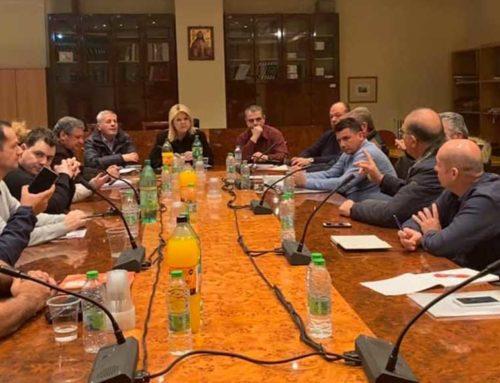 Ένταξη έργων ζήτησαν οι κοινότητες Αγίου Νικολάου και Βασιλικού από την δήμαρχο Χαλκιδέων