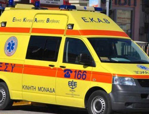 Τραυματίστηκε εργαζόμενος στον λιμένα Χαλκίδας