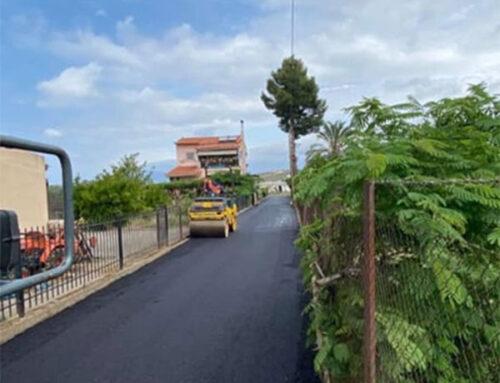 Συνεχίζεται το πρόγραμμα ασφαλτοστρώσεων δρόμων στον Δήμο Χαλκιδέων