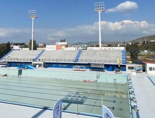 Επίδειξη αγώνων και Συγχρονισμένης Κολύμβησης στο αναβαθμισμένο Κολυμβητήριο Χαλκίδας