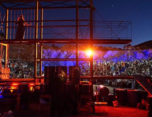 Το Θέατρο Χαλκίδας διοργανώνει το 5o bio-Mechanical festival στην Αυλίδα. Ξεκίνησαν οι δηλώσεις συμμετοχής