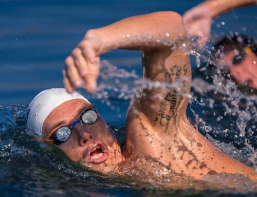 Ο Σπύρος Γιαννιώτης και η ευρωπαϊκή κολυμβητική ελίτ στον Αυθεντικό Μαραθώνιο Κολύμβησης