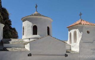 Ιερά Μονή Αγίου Γεωργίου στην Σκύρο