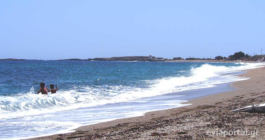 Παραλία Γυρίσματα Σκύρου