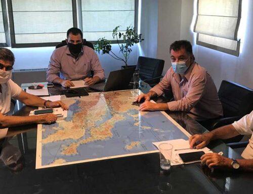 Σύσκεψη της Ομάδας Διαχείρισης του Covid – 19 στην Περιφέρεια Στερεάς Ελλάδας