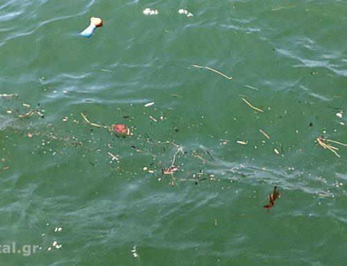 Περιφέρεια Στερεάς Ελλάδας: Να αποφεχθεί η κολύμβηση στις ακτές με φερτά υλικά στην Εύβοια