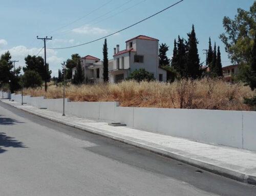 """Ολοκληρώθηκε η ανάπλαση της θέσης """"Ζιγκουράτ""""στην Παραλία Αυλίδος"""