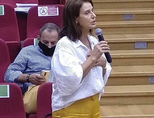 Κατερίνα Μπατζελή από Χαλκίδα: θα συμπαρασταθούμε στους πλημμυροπαθείς συμπολίτες μας