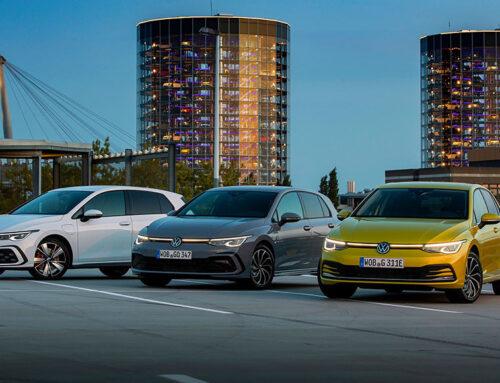 Η Volkswagen λανσάρει πέντε εξηλεκτρισμένες εκδόσεις του Golf