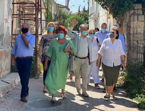 Προχωράει η δημοπράτηση της ανακατασκευής της οικίας στην οδό Παίδων