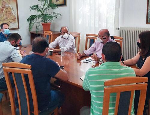 Ευρεία σύσκεψη στην Περιφερειακή Ενότητα Ευρυτανίας για θέματα κτηνοτροφίας – γεωργίας