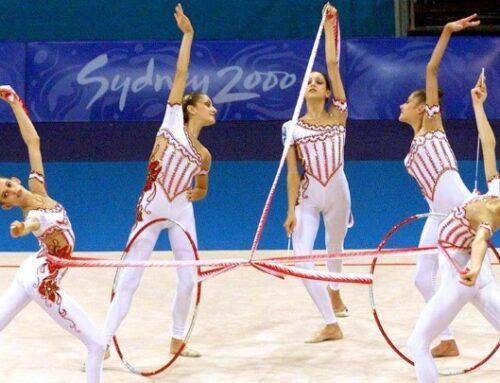 20 χρόνια από το χάλκινο της Ειρήνης Αΐνδιλή και της ομάδας ανσάμπλ στους Ολυμπιακούς του Σίδνεϊ