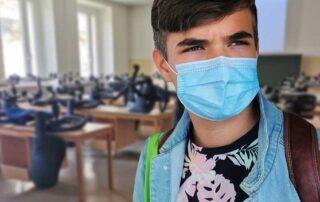Με μάσκες στα σχολεία οι μαθητές