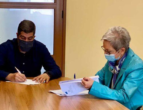 """Υπογραφή σύμβασης για το έργο """"Εσωτερικό Υδραγωγείο Καλοχωρίου – Παντειχίου"""" της Δ.Ε. Αυλίδος του Δήμου Χαλκιδέων"""