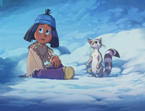 Η παιδική ταινία Γιάκαρι στον Κινηματογράφο ΜΑΓΙΑ Movietone