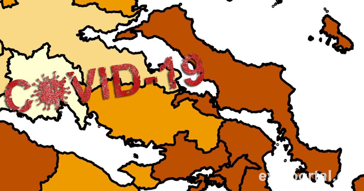 Κορονοϊός :Που εντοπίζονται τα 21 κρούσματα σε Βοιωτία και σε όλη τη Στερεά