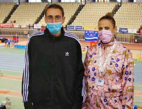 Με καλές επιδόσεις οι αθλητές του Γ. Σ. Νεάπολης Χαλκίδας στο Πανελλήνιο Πρωτάθλημα Κλειστού Στίβου