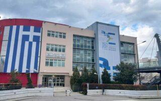Στολίστηκαν τα διοικητήρια της Περιφέρειας Στερεάς Ελλάδας, για τα 200 χρόνια από την Επανάσταση του 1821