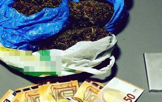 Συνελήφθη αλλοδαπός στα Λουτρά Αιδηψού Ευβοίας, για διακίνηση ναρκωτικών