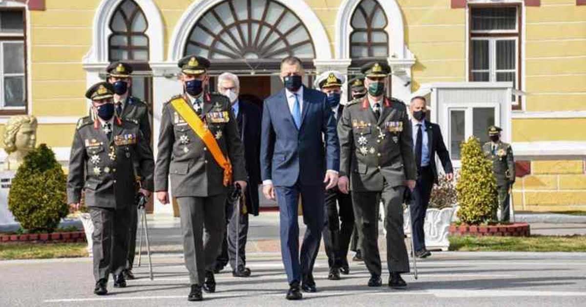 Αλλαγή διοίκησης στο Γ' Σώμα Στρατού