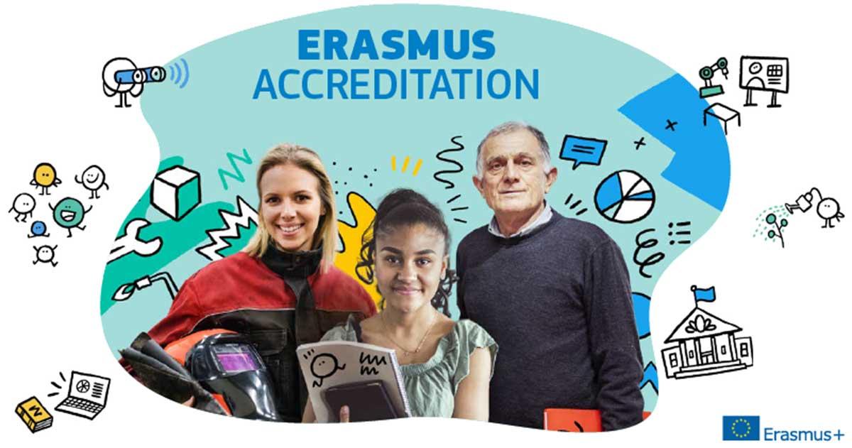 Απονομή Διαπίστευσης Erasmus για το 2ο ΕΠΑΛ Χαλκίδας, στον Τομέα της Επαγγελματικής Εκπαίδευσης και κατάρτισης