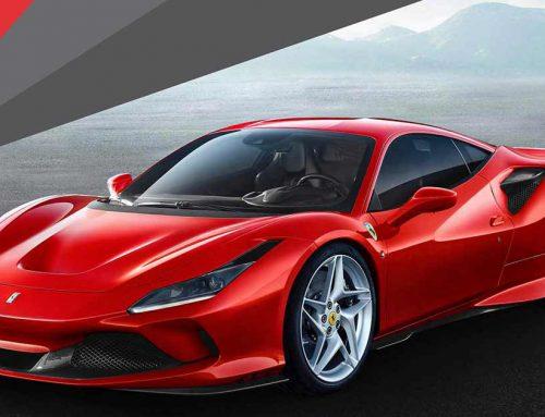 Ένα ταξίδι στις ομορφιές της Χαλκίδας με την Ferrari F8 Tributo