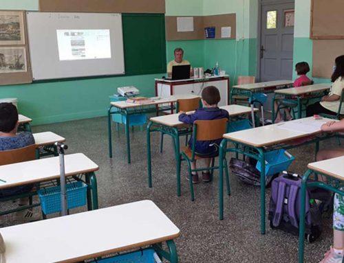 Ο Όμιλος ΗΡΑΚΛΗΣ προσέφερε σχολικά είδη στις Εκπαιδευτικές Δομές Ειδικής Αγωγής στην Εύβοια