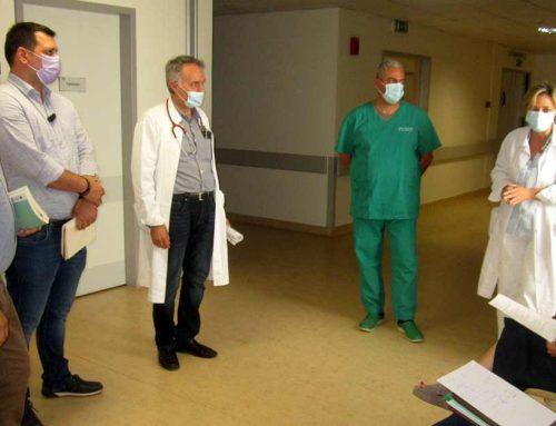 Επίσκεψη κλιμακίου του ΣΥΡΙΖΑ Π.Σ. στο Κέντρο Υγείας Ιστιαίας