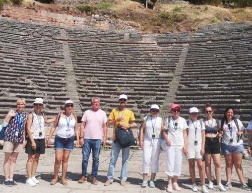 """Το 2ο ΓΕΛ Χαλκίδας ολοκλήρωσε ένα πανέμορφο ταξίδι με το πρόγραμμα Erasmus+ """"Drops of Life"""""""