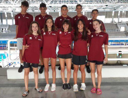 Με ένα χάλκινο μετάλλιο, με 5 αθλητές/τριες στους «τελικούς», επέστρεψε ο Ευβοϊκός ΓΑΣ από το Πανελλήνιο Πρωτάθλημα Κολύμβησης
