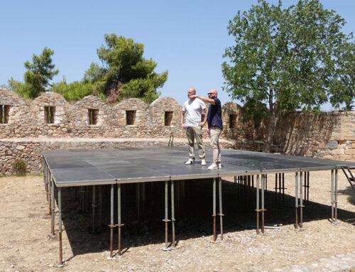 """Ολοκληρώνεται η διάθεση των """"δελτίων εισόδου"""" για την «Παλιγγενεσία» στο Φρούριο Καράμπαμπα"""
