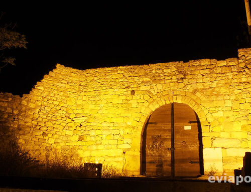 Ανοιχτοί οι αρχαιολογικοί χώροι της Εύβοιας, για την Αυγουστιάτικη πανσέληνο