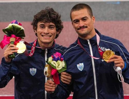 Ο Ευβοιώτης αθλητής Θανάσης Γκαβέλας Χρυσός Παραολυμπιονίκης