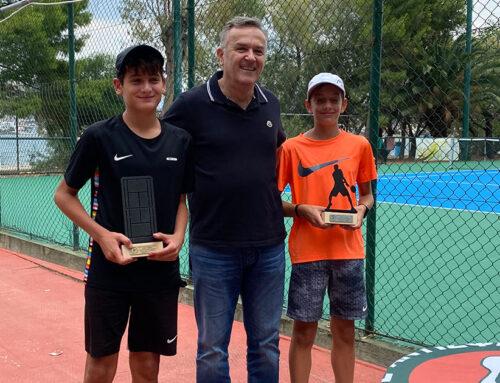 Ολοκληρώθηκε το πρωτάθλημα τένις Ε3΄ Θ΄ Ένωσης στην Χαλκίδα