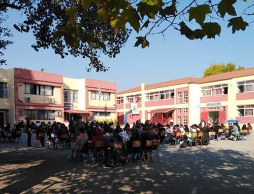 Διαμαρτύρονται οι μαθητές του λυκείου Βαθέος για την συγχώνευση τμημάτων